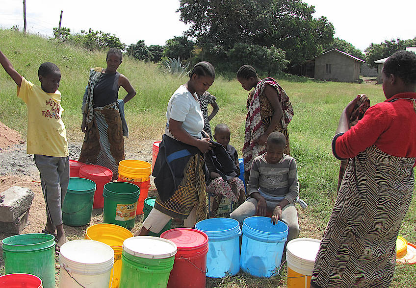 EU supports water treatment project in Lake Victoria region